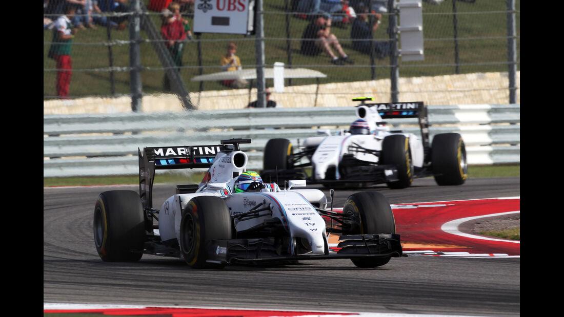 Williams - GP USA 2014