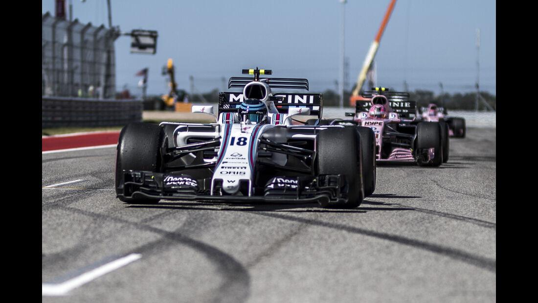 Williams - GP USA 2017
