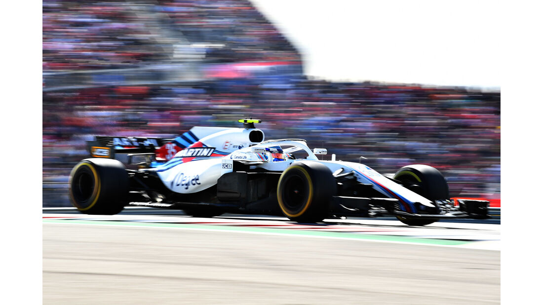 Williams - GP USA 2018