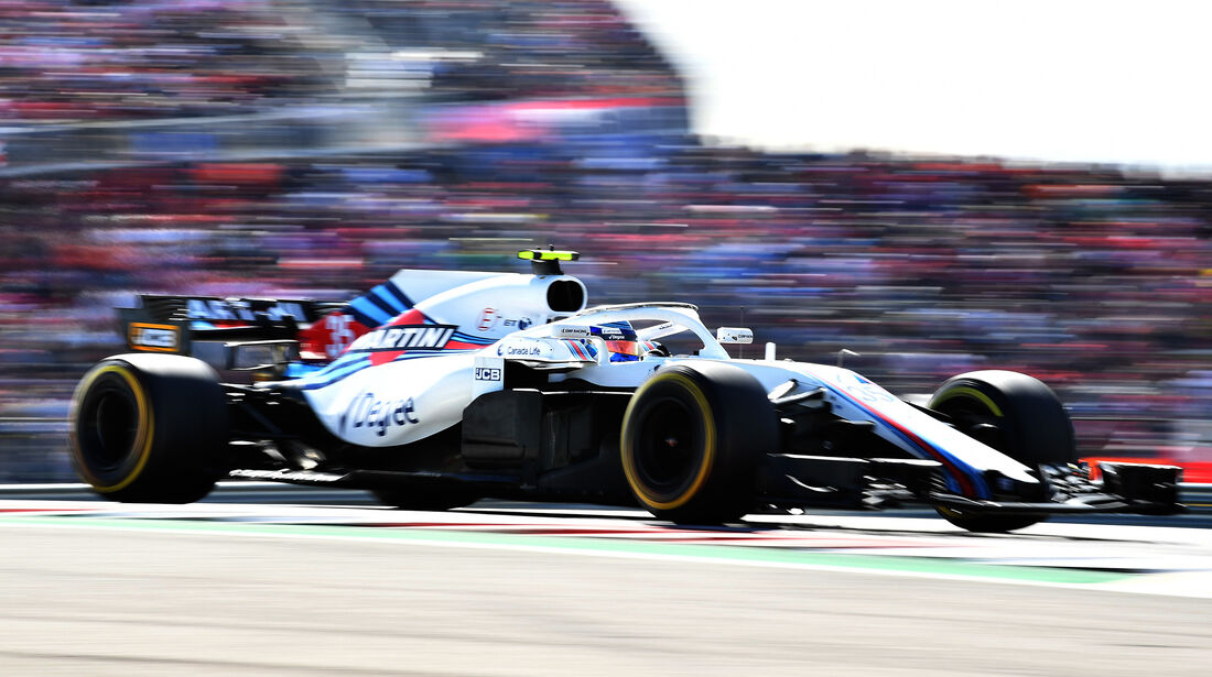 Williams - GP USA 2018