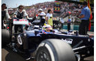 Williams GP Ungarn 2012