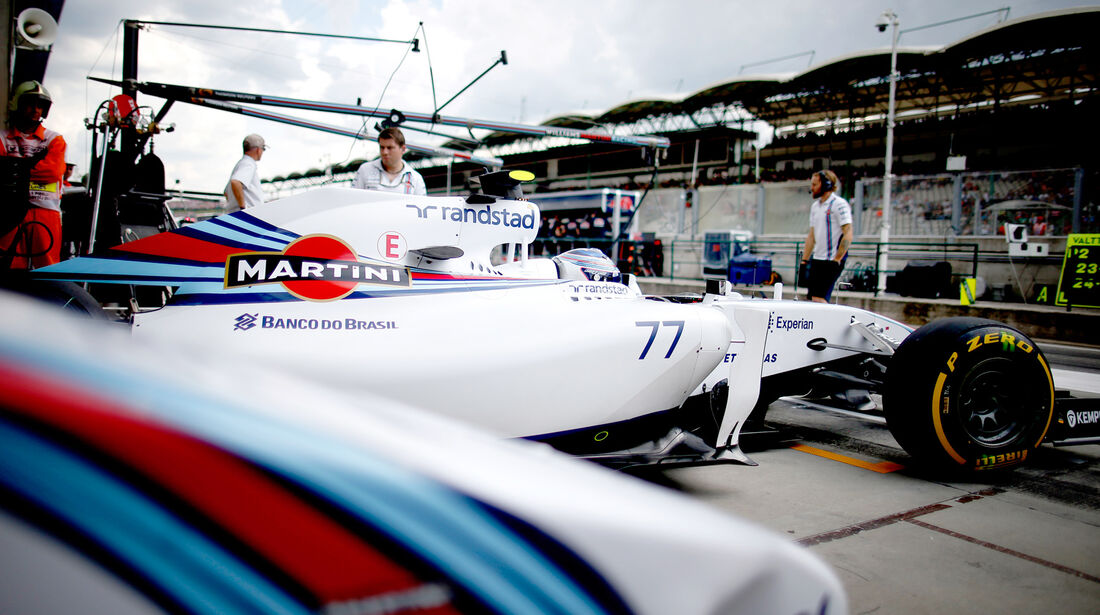 Williams - GP Ungarn 2014