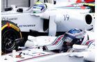 Williams - GP Ungarn 2014