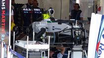 Williams - GP Ungarn - Budapest - Donnerstag - 23.7.2015