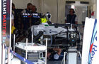 Williams - GP Ungarn - Budapest - Donnerstag - 23.7.2015