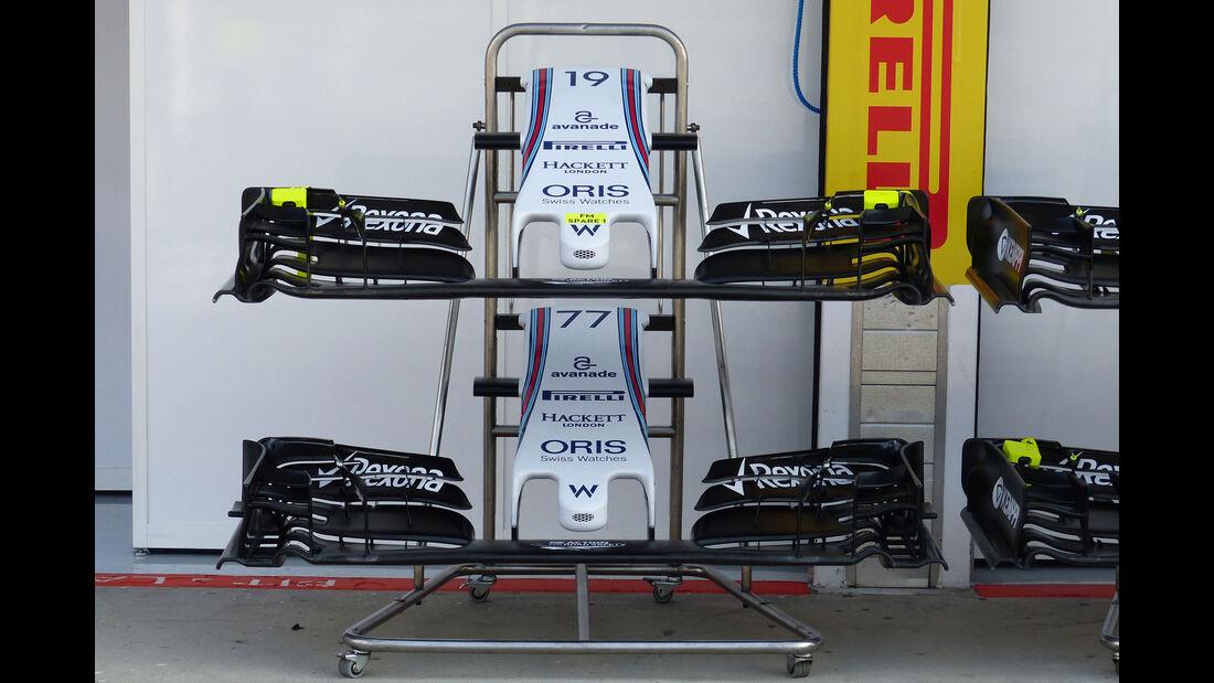 Williams - GP Ungarn - Budapest - Freitag - 24.7.2015