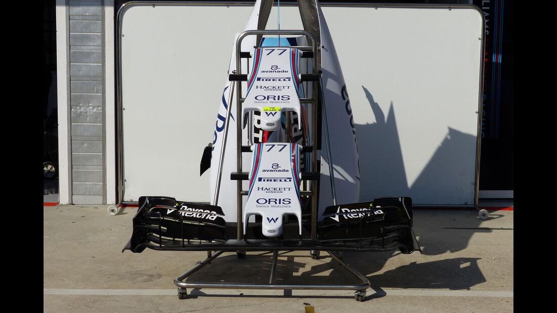 Williams - GP Ungarn - Budapest - Mittwoch - 22.7.2015
