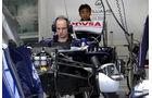 Williams Heckflügel - Formel 1 - GP England - 27. Juni 2013