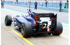 Williams - Jerez-Test - Formel 1 - 2014