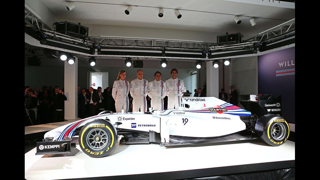 Williams Martini Racing, FW36, Formel 1