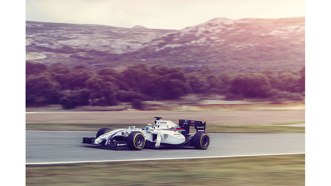 Williams Martini Racing, Formel 1, Felipe Massa,