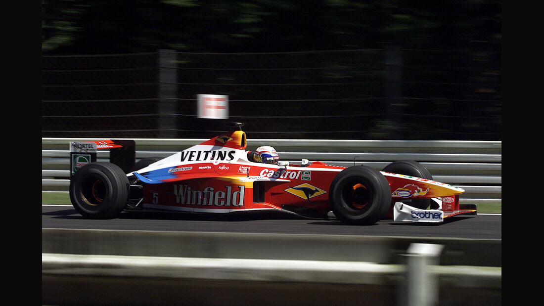 Williams-Mecachrome - GP Deutschland - 1999