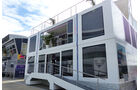 Williams - Motorhomes - GP England 2014