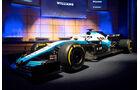 Williams - Neue Lackierung 2019