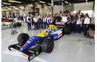 Williams Renault FW14B - Williams-Jubiläum - Silverstone - 2017