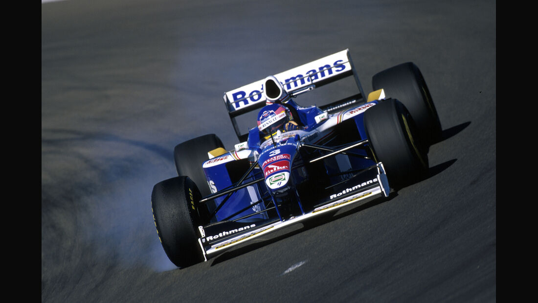 Williams-Renault - Jacques Villeneuve - GP Luxemburg - 1997