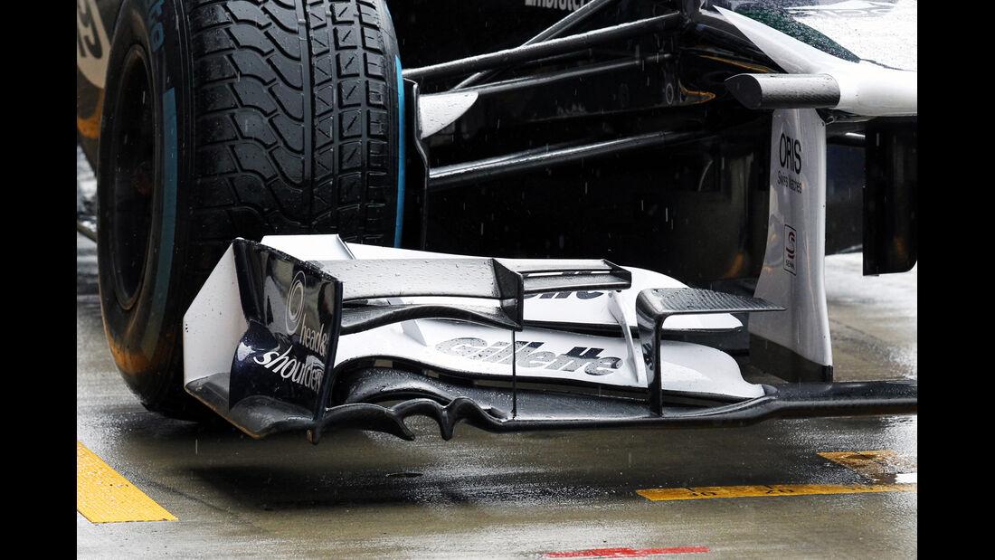 Williams Technik GP England 2012