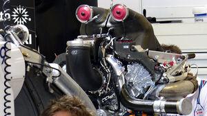 Williams - Technik - GP Russland 2014