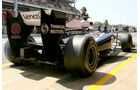 Williams Technik GP Spanien 2011