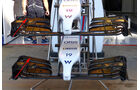Williams - Technik - GP Spanien 2014