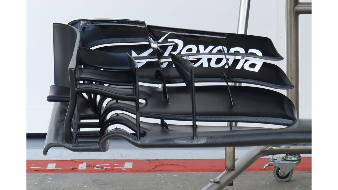 Williams - Technik - GP Ungarn 2015