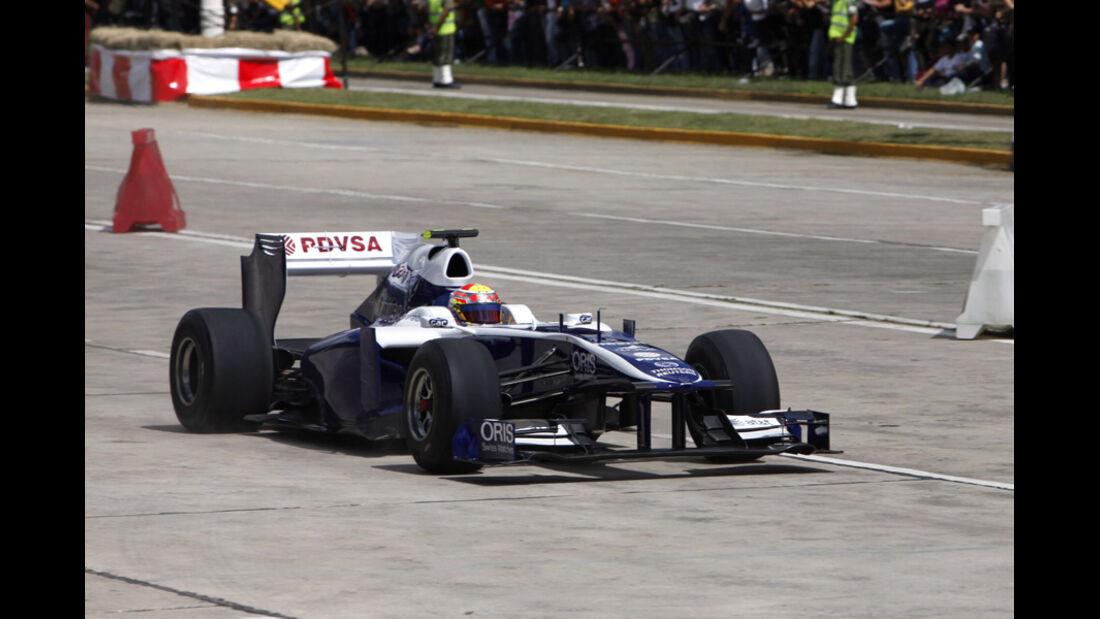 Williams - Venezuela
