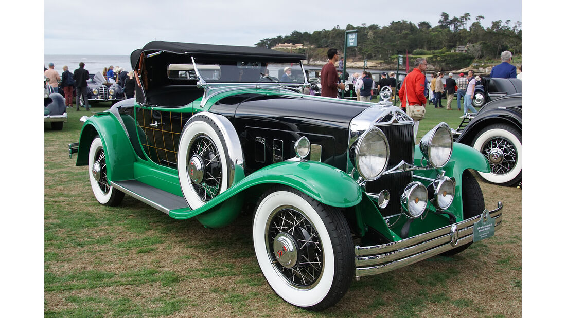 Willys-Knight 66 B Griswold Roadster 1930