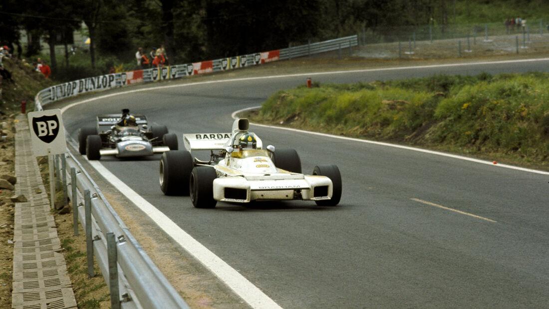 Wilson Fittipaldi - GP Frankreuch 1972 - Clermont Ferrand