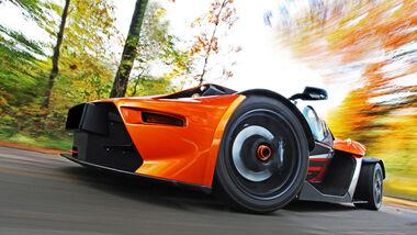 Wimmer KTM X-Bow GT