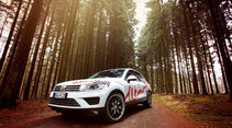 Wimmer tunt VW Touareg