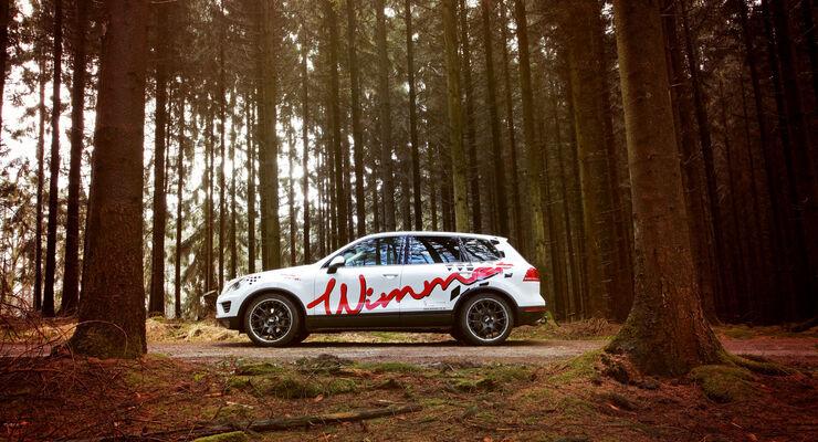 Wimmer tunt VW Touareg