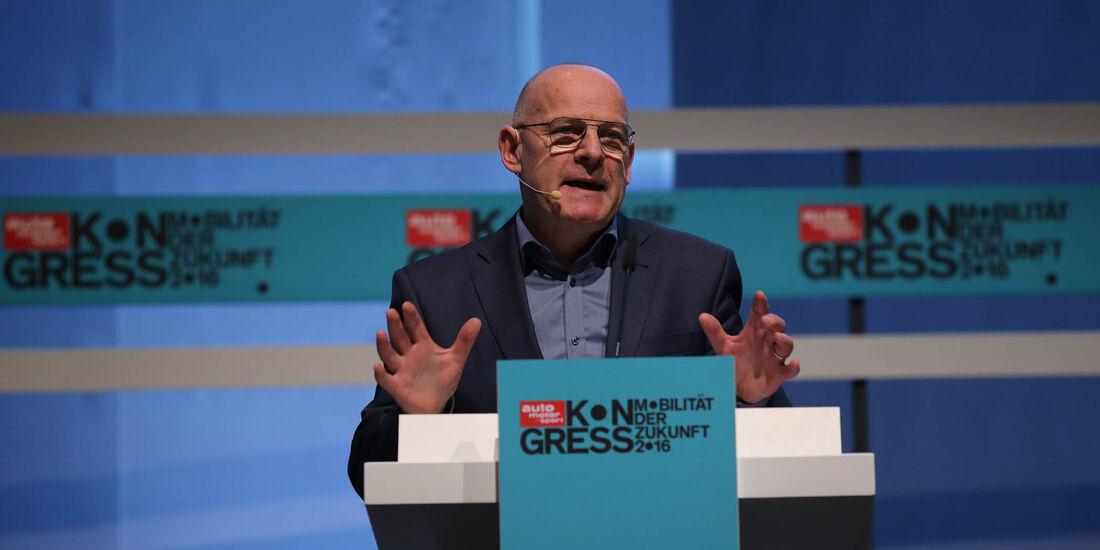 Winfried Hermann, Verkehrsminister von Baden-Württemberg