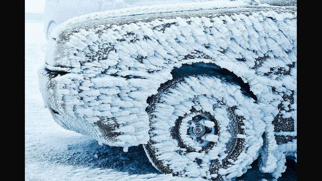 Winter Schneematsch