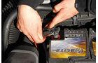 Winter-Tipps für Cabrios, Batterie
