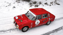 Winter Trail, Alfa Romeo Giulia