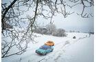 Winter Trail, Peugeot, Rennszene