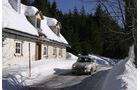 Winter Trial im BMW 3.0 Si