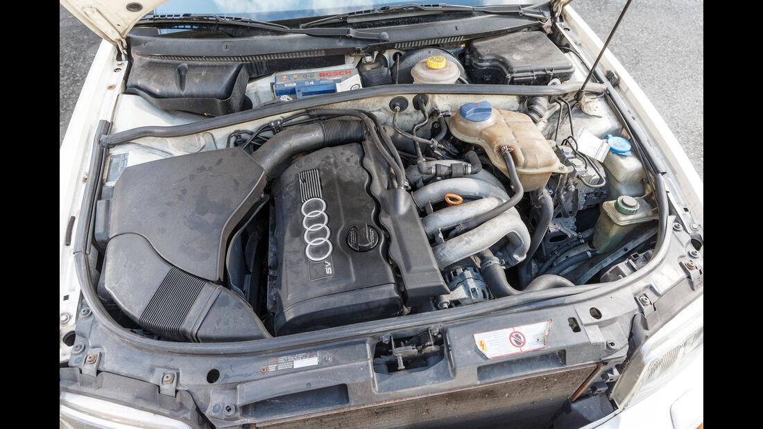 Winterauto Audi A4 B5 Gebrauchtwagen Reportage