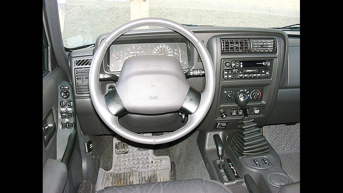 Winterautos Jeep Cherokee XJ
