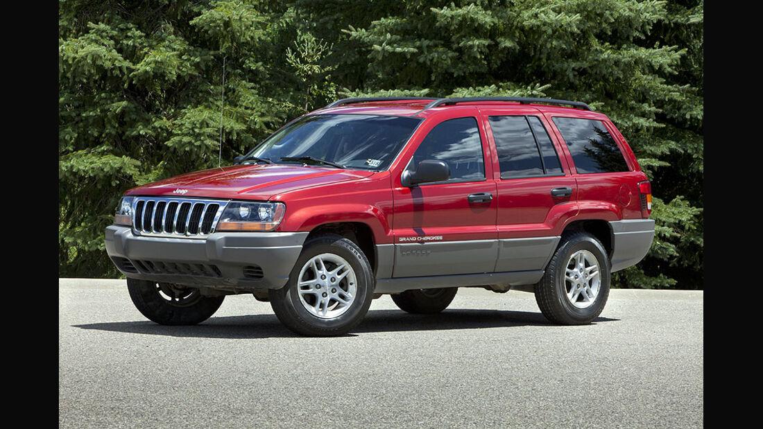 Winterautos Jeep Grand Cherokee WJ