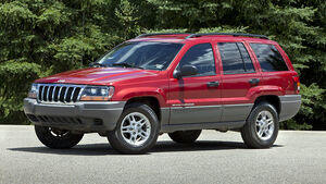 Winterautos Jeep Grand Cherokee WJ