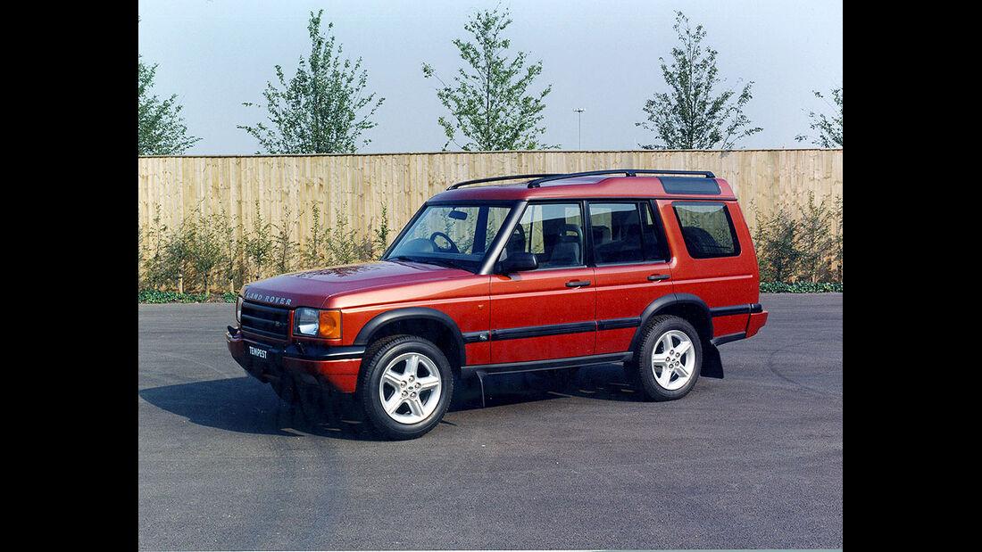 Winterautos Land Rover Discovery