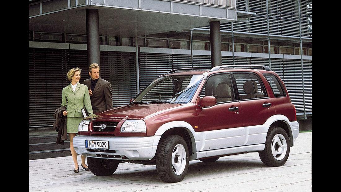 Winterautos Suzuki Grand Vitara