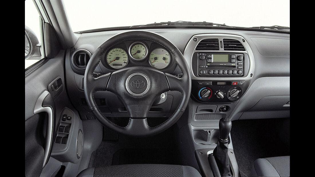 Winterautos Toyota RAV4