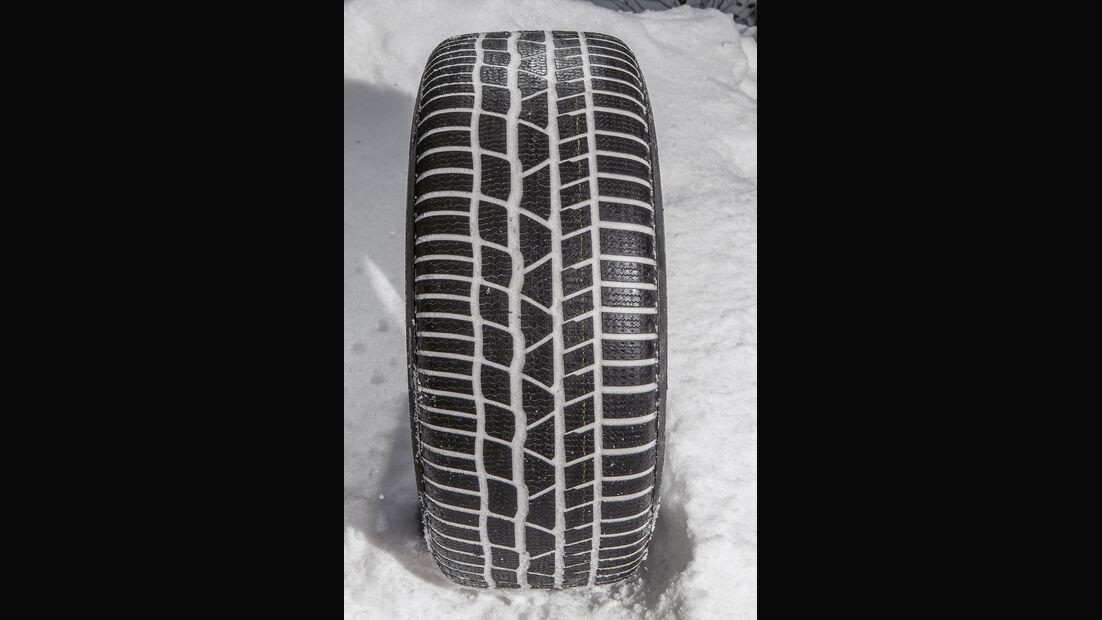 Winterreifen, Continental Conti Winter Contact TS 830 P