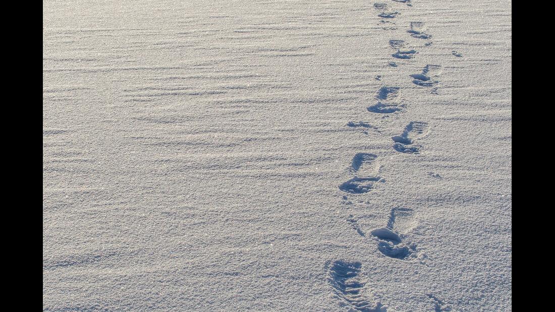 Winterreifen, Messbedingungen