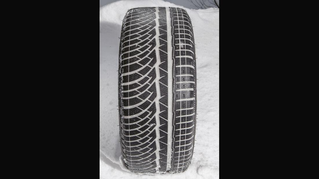 Winterreifen, Michelin Pilot Alpin PA4