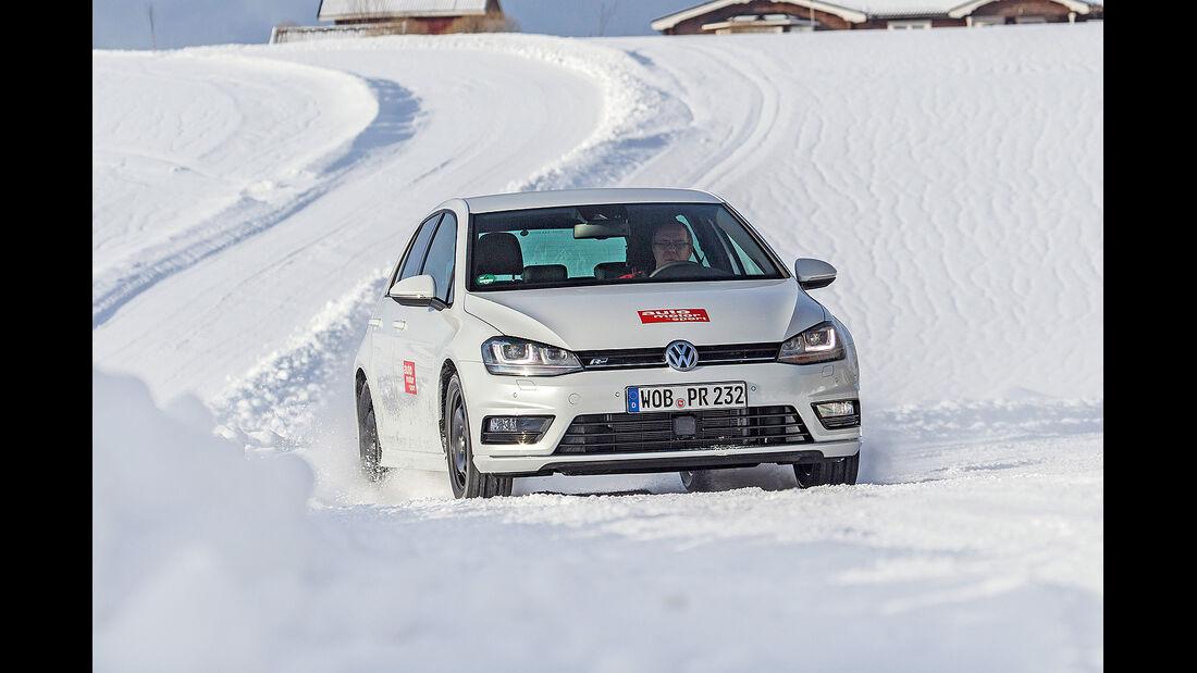 Winterreifen, VW Golf