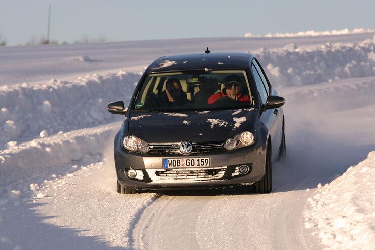 Winterreifentest 2009