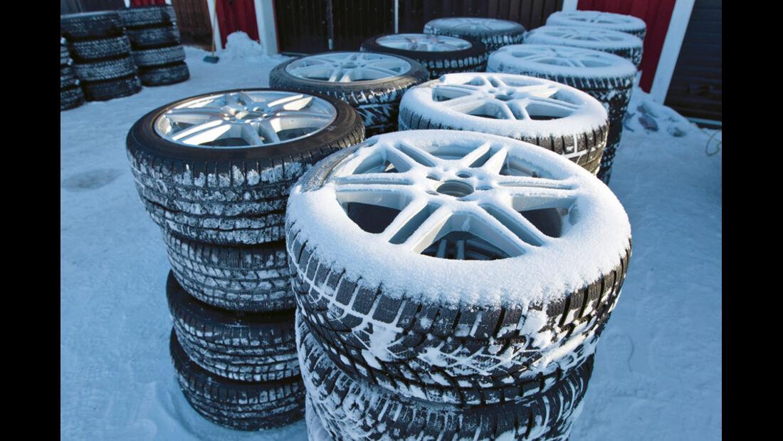 Winterreifentest 2010